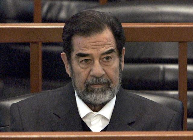 """Saddam Hussein advertiu os americanos que eles seriam incapazes de governar o Iraque após a guerra de 2003, porque não entendiam a língua, história, ou o """"mente árabe"""""""