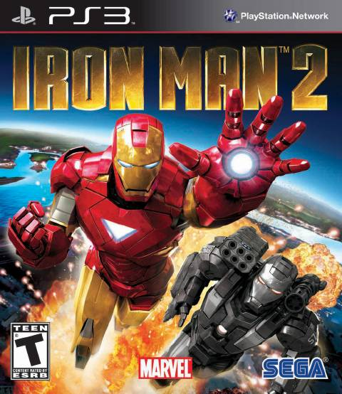 Iron Man 2 - Download game PS3 PS4 RPCS3 PC free