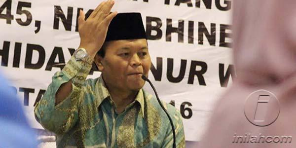 HNW: Ada Pihak Sebarkan Hoax Konflik PKS-Gerindra