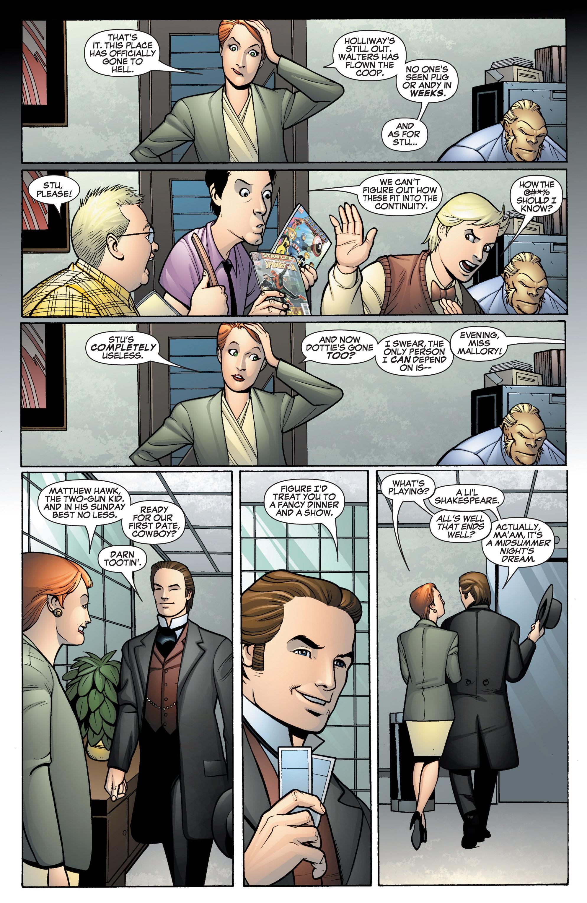 Read online She-Hulk (2005) comic -  Issue #16 - 12