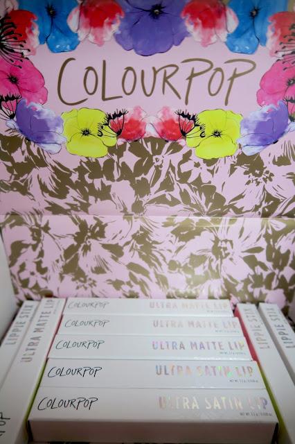 Colour Pop Haul