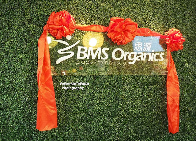 BMS Organics Healthy & Nutritious Chinese New Year Organic Hampers 2017