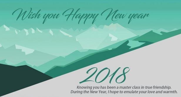 hampir habis dan sudah saatnya semua orang menunggu Tahun Baru  40+ Ucapan Selamat Tahun Baru 2018, Status WhatsApp, Pesan dan Harapan