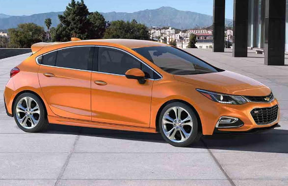 2018 Chevy Cruze Specs, Reviews, Rumors, Price, Redesign, Release Date