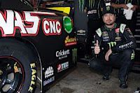 Kurt Busch won the Daytona 500 in 2017.  #NASCAR