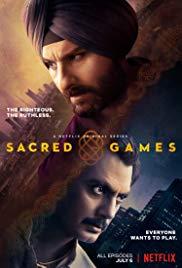 Nonton Film - Sacred Games (2018)