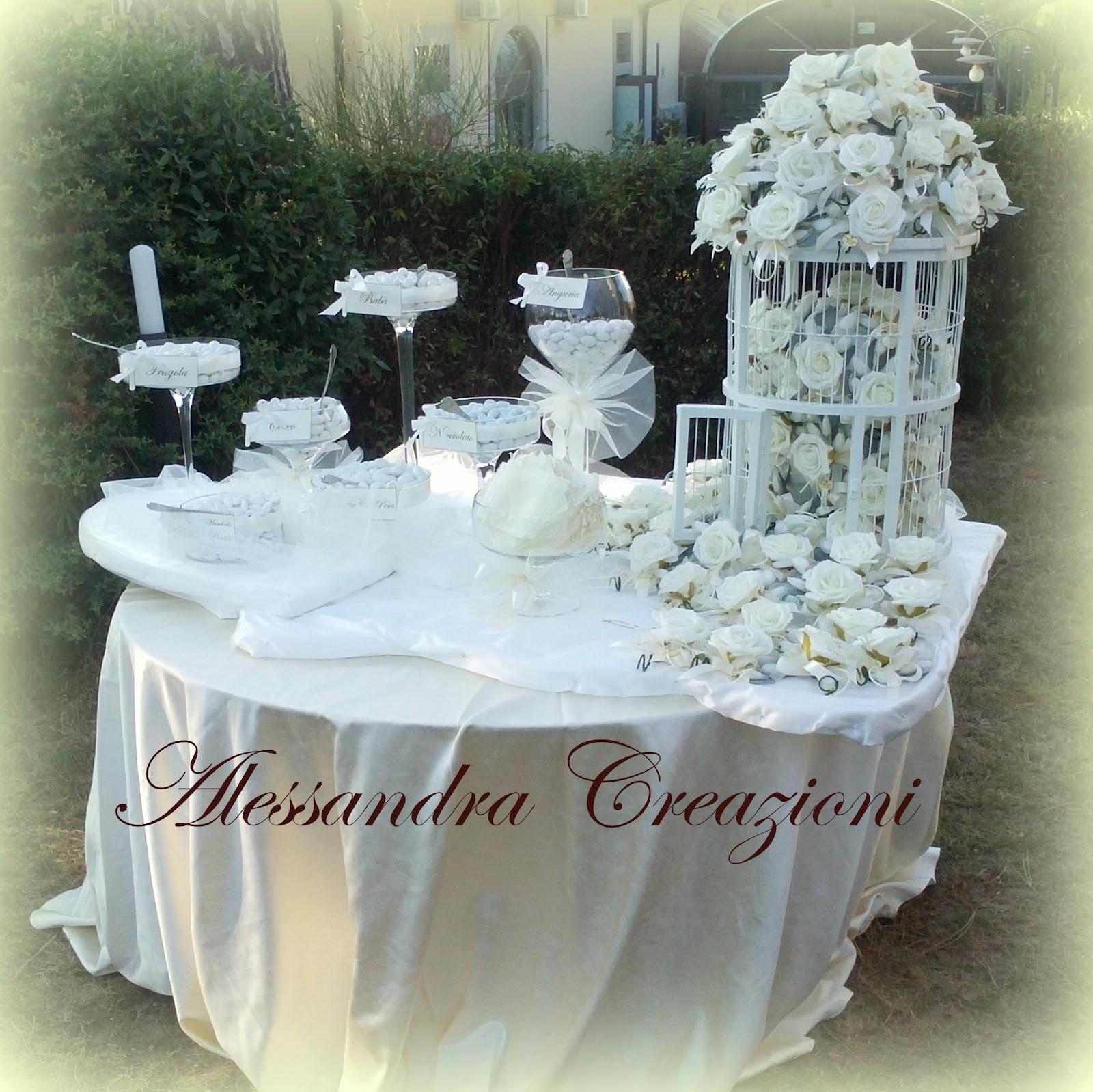 abbastanza Alessandra Creazioni: Matrimonio da Sogno  EW86