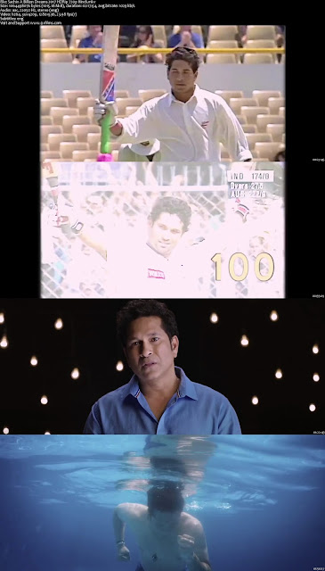 Sachin A Billion Dreams 2017 HDRip Hindi 1GB