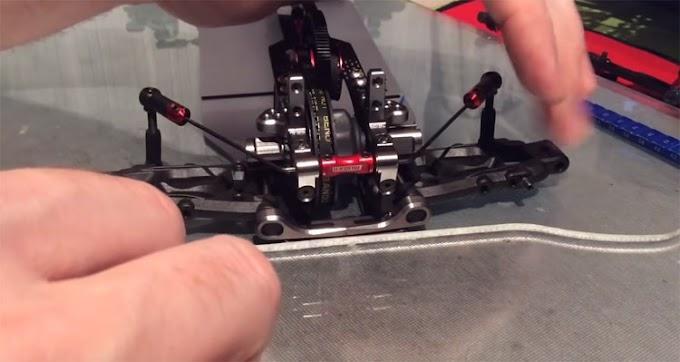 Vídeo: ajuste de barras anti rolagem