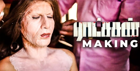 UNSEEN: Ratsasan Villian Christopher Making Video Reaction | Vishnu Vishal | Amala Paul | Ramkumar