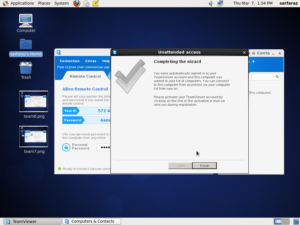 How to install teamviewer-8 in CentOS-6 - Techs2resolve
