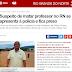 Imprensa Estadual repercute caso do professor Alcivan Medeiros