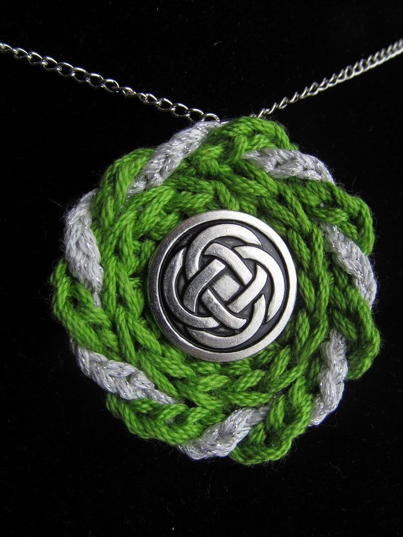 Celtic Knot Crochet Free Patterns