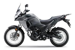 Kawasaki Versys-X 300 (2017) Side