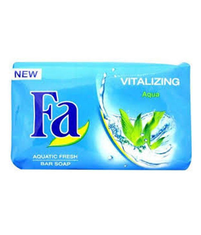 FA Vitalizing Aqua Soap 175G