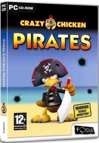 Moorhuhn Piraten - Katılımsız Oyun