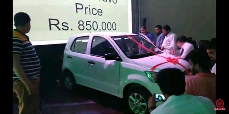 United Bravo 800cc Cbu Hatchback Contender Of Suzuki Mehran Launch