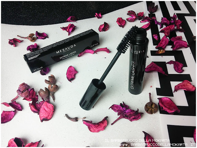 extreme lashes mascara mesauda milano rimmel  packaging