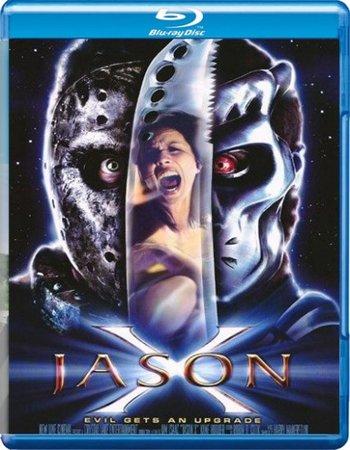 Jason X 2001 Dual Audio Hindi 720p BluRay 800mb