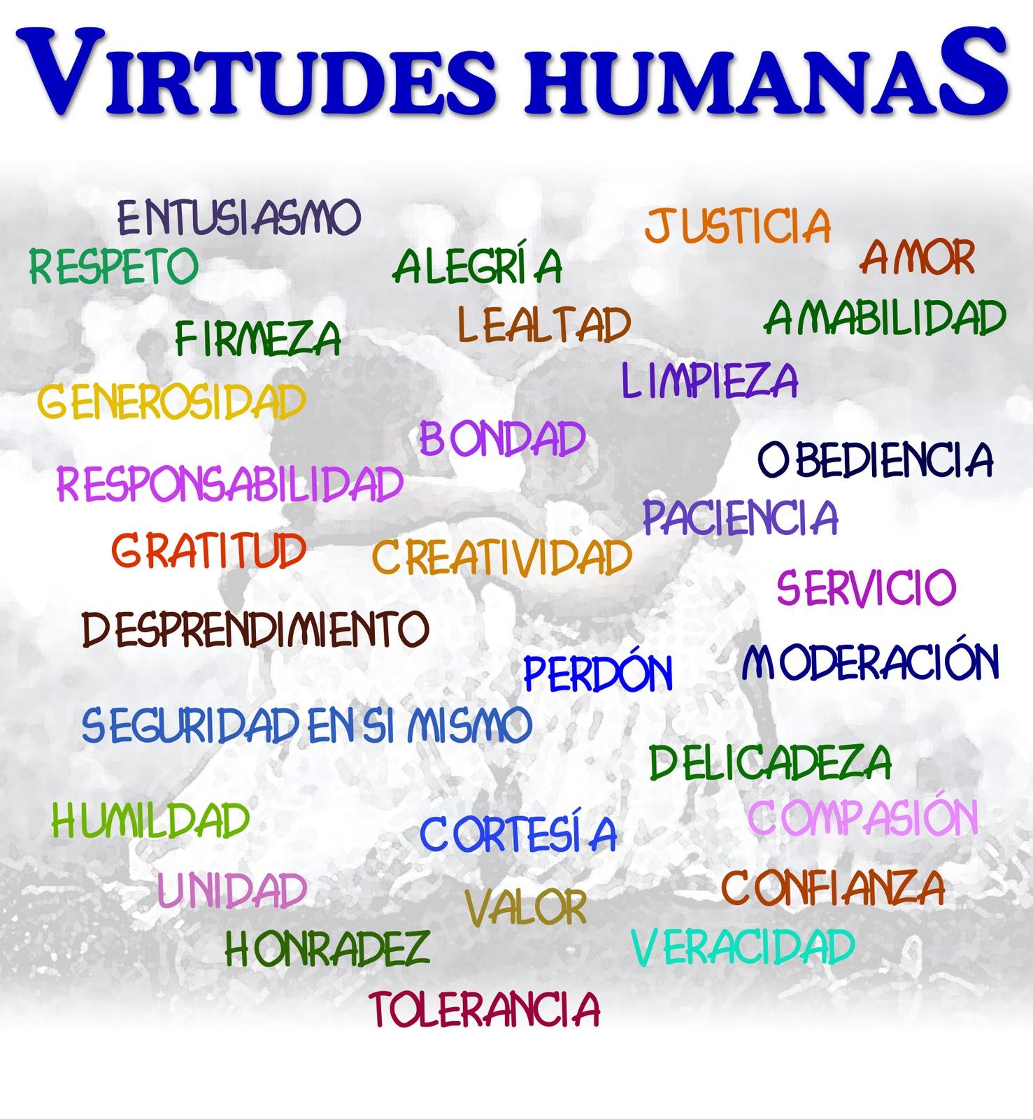 Un Ser Complejo ética Virtudes Y Conciencia Virtudes Humanas