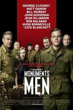 descargar Monuments Men, Monuments Men español