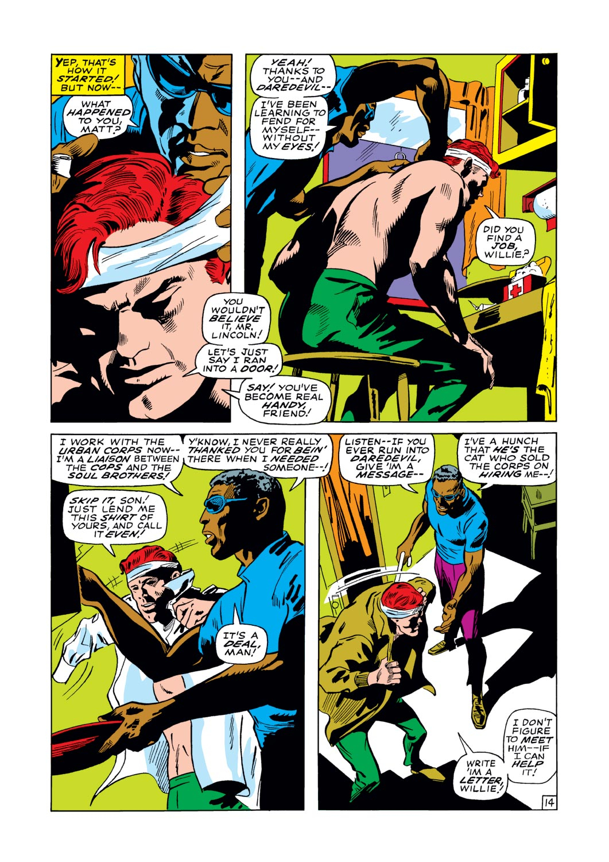 Daredevil (1964) 49 Page 14