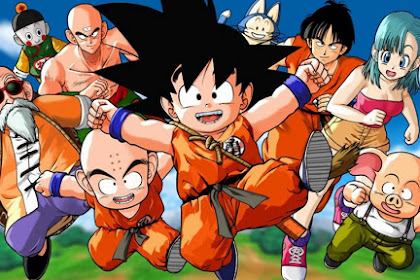 How to Download Anime Dragon Ball Child Bacth Full Episode Subtitle English