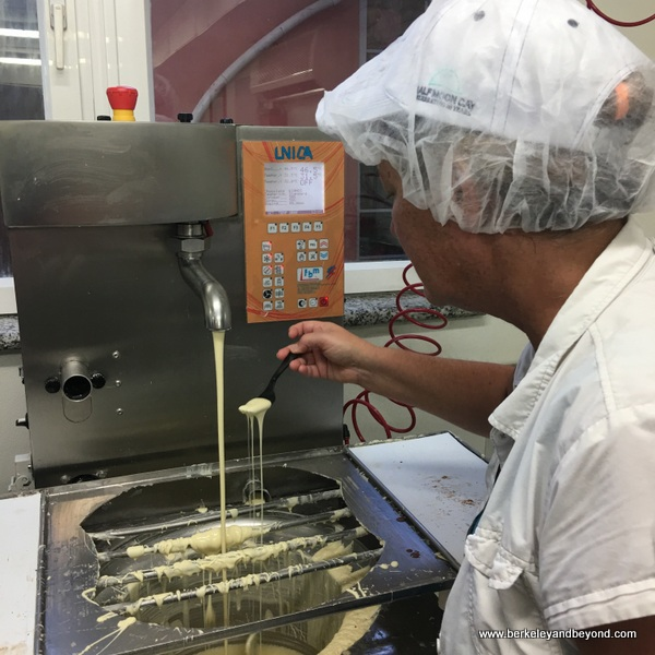 Graycliff chocolate factory tour in Nassau, Bahamas