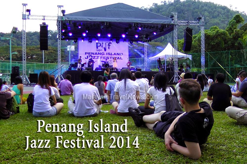 2015 Penang Island Jazz Festival PIJF 2015