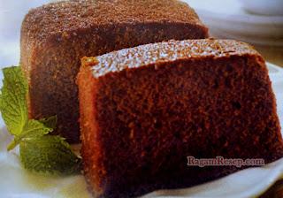 Resep Kue Cake Green Tea Ala Thailand