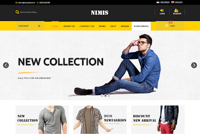 Bikin Website .com & Toko Online