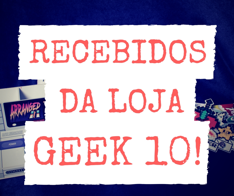 Loja Geek 10