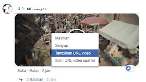 Cara Download Video dari Komentar Facebook