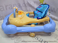 Alat Bantu Jalan Bayi Family F136 Roller Toy