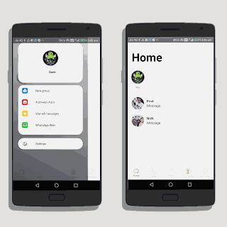 YcWhatsApp v3.1 WhatsAppMods.in