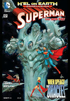 Superman #17 Cover