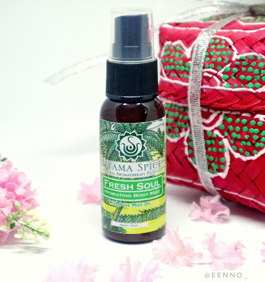 UTAMA SPICE NATURAL AROMATHERAPY PRODUCTS- NAGA GIFT SET