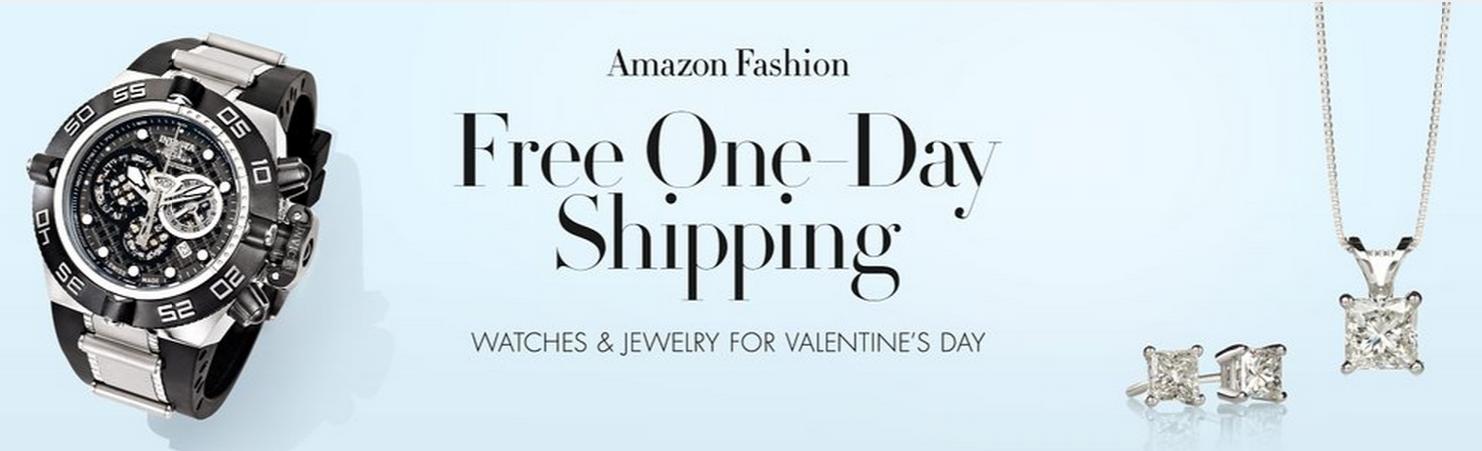 amazon free shipping code next day