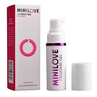 Obat Perangsang Wanita Minilove Gel