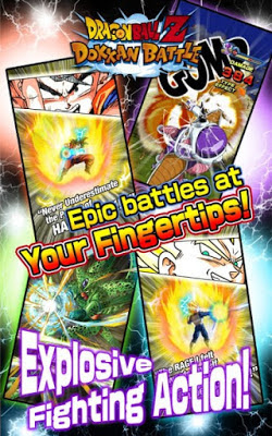 Download Dragon Ball z Dokkan Battle Mod Apk