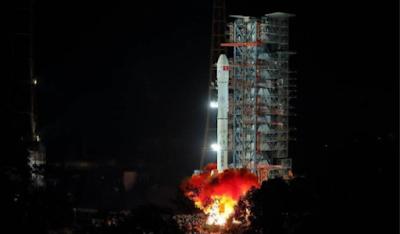 هبوط مسبار صيني على القمر