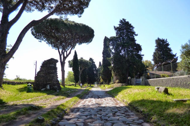 Via Appia Antiga