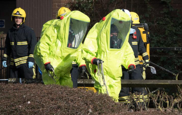 دراسة تكشف عن إمكانية أخذ عينات من الهواء لمكافحة الإرهاب البيولوجي