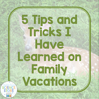 5 Tips and Tricks I have Learned on Family Vacations for a Fun and Relaxing Time!