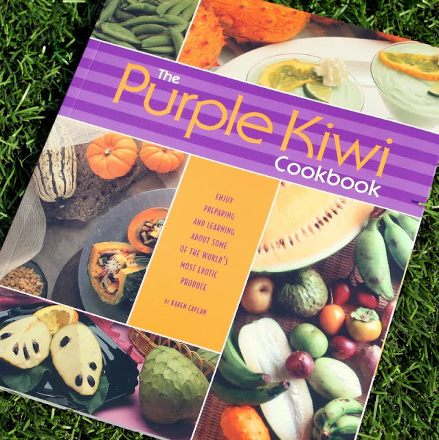 Purple Kiwi cookbook