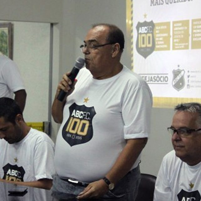 Potegiense Paulo Tarcísio será aclamado novo presidente do ABC no sábado dia (02)