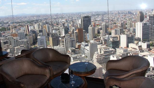 a vista mais top de São Paulo