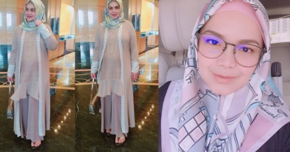 """Bilik Dihias, Lif Pun Dah Dipasang"" - Siti Nurhaliza Teruja Sambut Bayi"