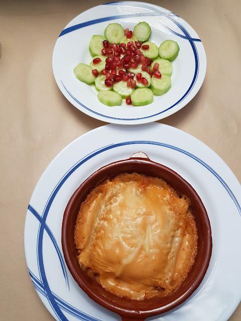 Can joan i sara canelones de marisco maheso for Canelones de pescado y marisco