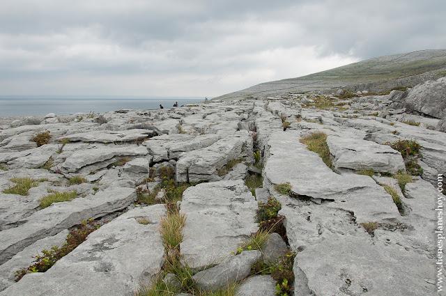 Costa The Burren Irlanda Condado Clare
